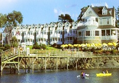 Bar Harbor Inn Oceanfront Hotel
