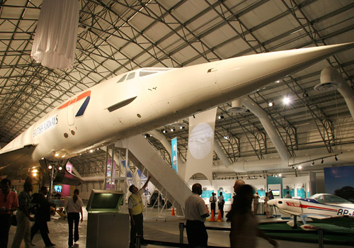 Concorde Aviation Museum, Barbados