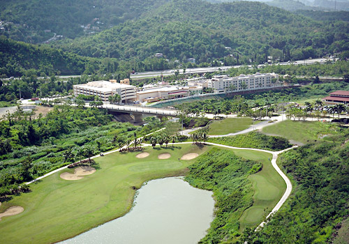Golf Course, Four Points Sheraton Caguas Real