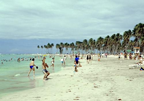 Luquillo Beach