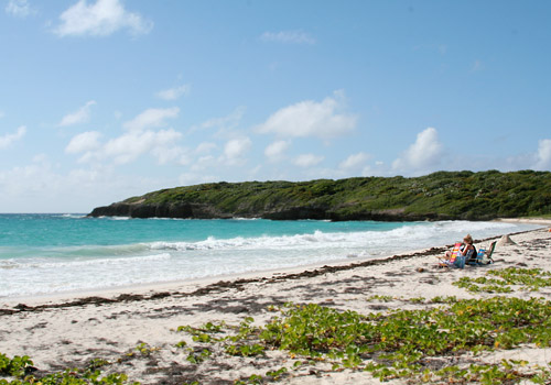 Green Beach, Vieques Island