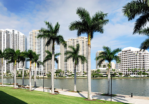 Brickell Key Condominiums