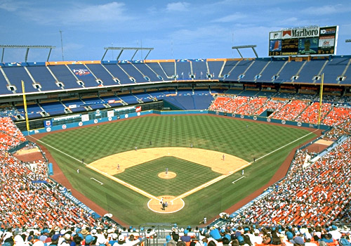 Land Shark Stadium