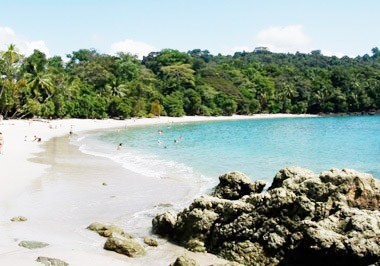 Manuel Antonio National Park's Beach