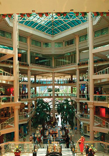 Harborplace Gallery Mall
