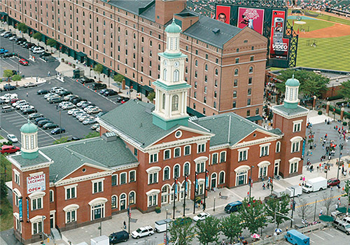 Sports Legends Museum at Camden Yards