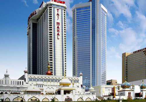 Trump's Taj Mahal Casino Resort