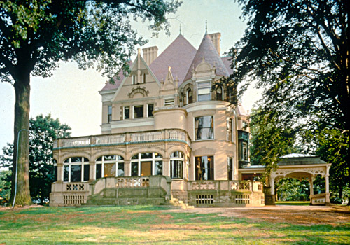 Frick Art &amp; Historical Center&#39;s Clayton House