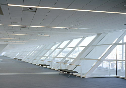 David L. Lawrence Convention Center - Interior