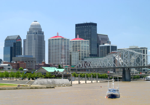 Louisville Downtown