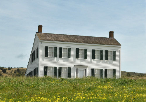 The James Johnston House