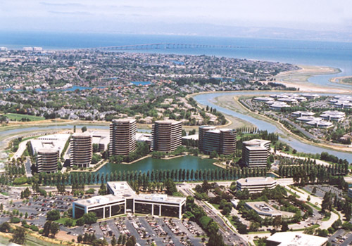 Foster City Skyline