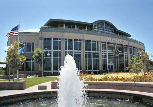 City Hall in Foster City