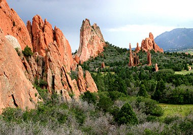 Garden Of The Gods Gateway