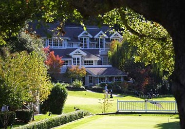 Meadowood Resort- St. Helena