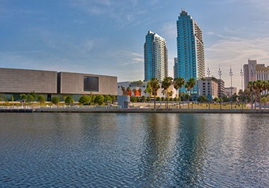 Tampa Bay Riverwalk