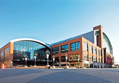 Bankers Life Field house