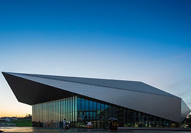 SwissTech Convention-Center