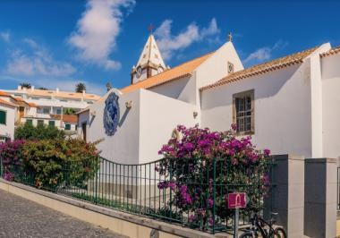 Main Church - Porto Santo