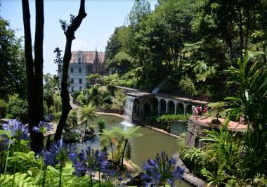 Monte palace tropical Garden