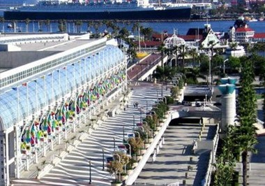 Convention Center Promenade