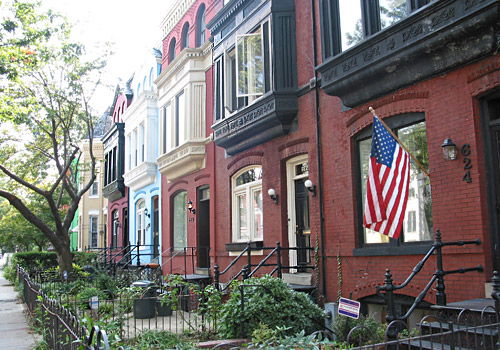 Capitol Hill Rowhouses