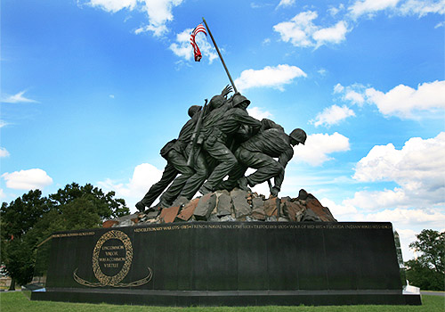 Iwo Jima Memorial