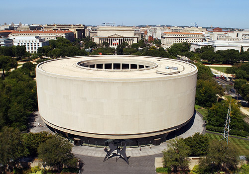 Hirshhorn Museum &amp; Sculpture Garden