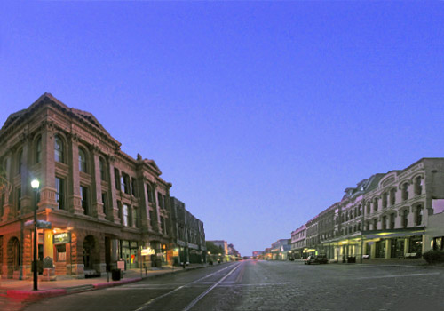 Strand Historic District