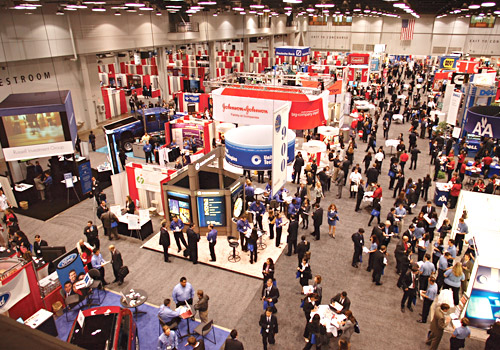 Duke Energy Center - Exhibit Hall