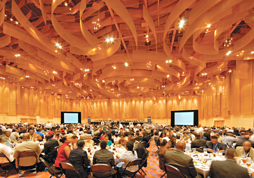 Duke Energy Center - Grand Ballroom