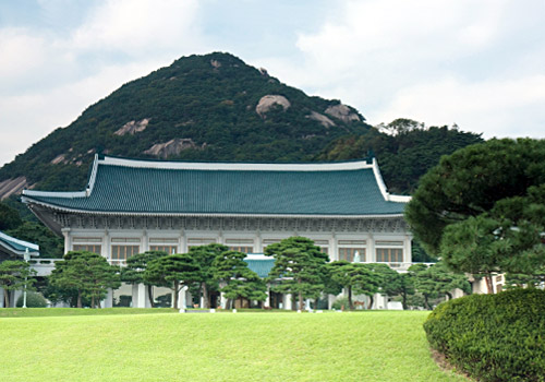 Cheongwadae