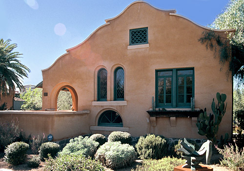 Downtown Tucson Historic House