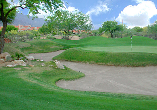 La Paloma Golf Course