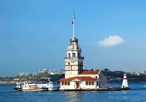 Maiden&#39;s Tower