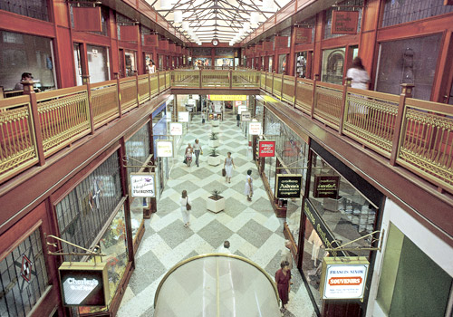 Brisbane Arcade