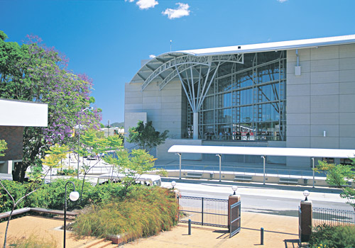Brisbane Convention Center