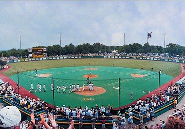 Eck Stadium at Wichita State University