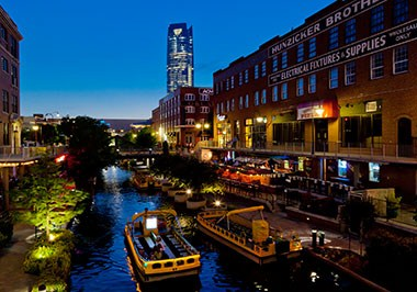 Bricktown District