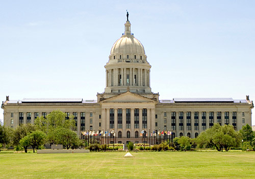Oklahoma City State Capitol