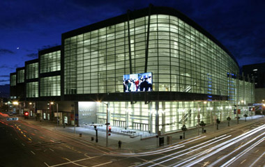 Moscone Center, CA