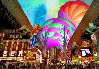 Fremont Street, NV