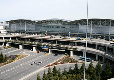 San Francisco International Airport, CA