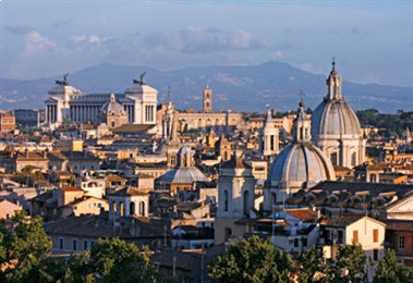 Rome Cityscape