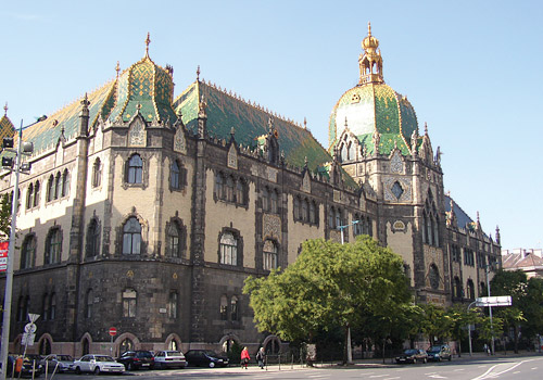 Budapest Museum of Applied Arts
