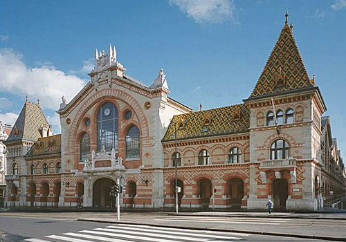 Central Market Hall