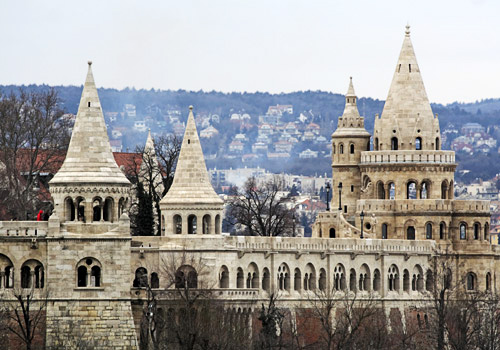 Fishermen&#39;s Bastion