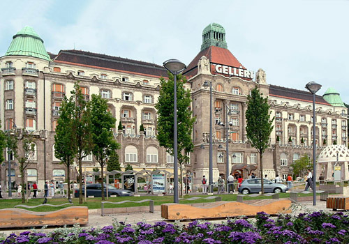 Danubius Hotel Gellrt 