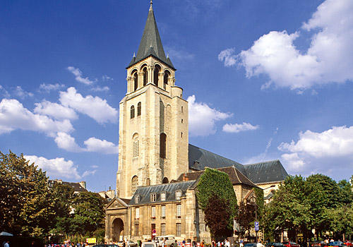 Abbey of Saint-Germain-des-Prés