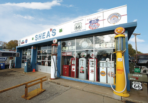 Shea Gas Station Museum